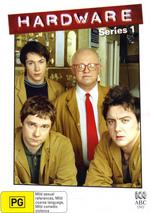 Hardware - Series 1 on DVD