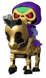 MOTU: Skeletor with Night Stalker - Pop! Ride Figure