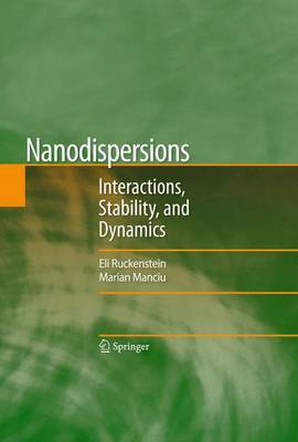Nanodispersions by Eli Ruckenstein image
