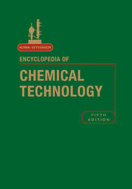 Kirk-Othmer Encyclopedia of Chemical Technology, Volume 21 by R.E. Kirk-Othmer