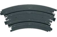 "AFX - 9"" Curved Tracks (45 degrees)"