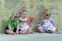 Banz Adventure Sunglasses - Camo Grey image