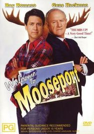 Welcome To Mooseport on DVD