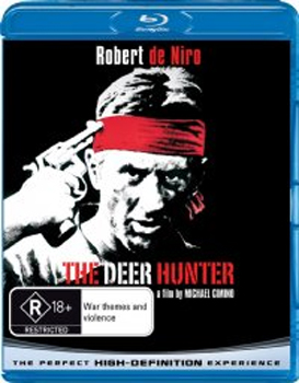 The Deer Hunter on Blu-ray image