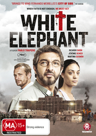 White Elephant on DVD