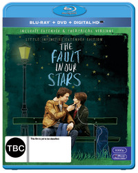 The Fault in Our Stars on DVD, Blu-ray