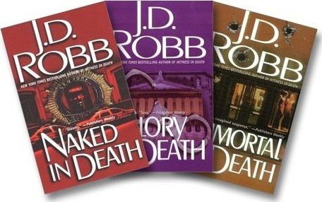 In Death Series Box Set (In Death #1 to #3) by J.D Robb image