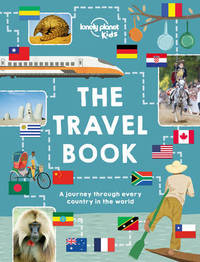 Travel Book, The [LPK AU/UK] by Lonely Planet Kids