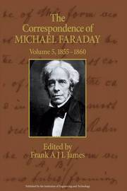 The The Correspondence of Michael Faraday: Volume 5 image
