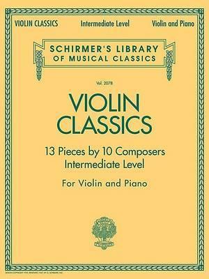 Schirmer's Library of Musical Classics by G Schirmer Inc