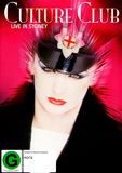 Culture Club - Live in Sydney (1984) on DVD