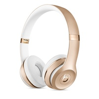 Beats by Dre Solo3 Wireless On-Ear Headphones (Gold)