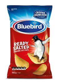 Bluebird Original Cut - Ready Salted (150g)