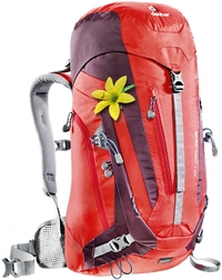 Deuter: ACT Trail 28 SL - Day Pack (Cranberry-Fire)