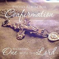 Photo Album for Confirmation by Speedy Publishing LLC