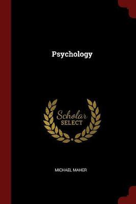 Psychology by Michael Maher image