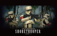 Star Wars 1/12 Shoretrooper - Scale Model Kit