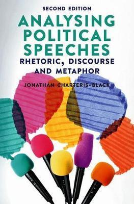 Analysing Political Speeches by Jonathan Charteris-Black