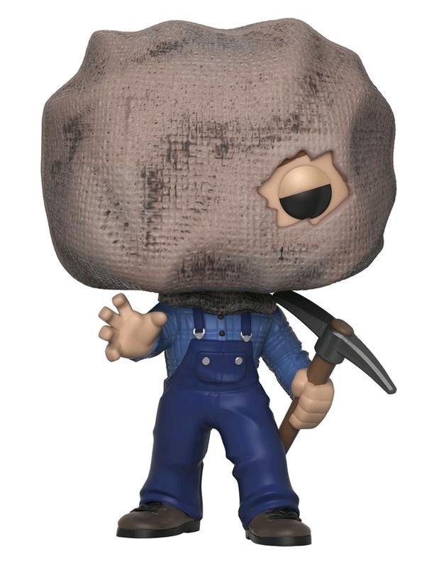 Friday The 13th - Jason with Bag Mask Pop! Vinyl Figure
