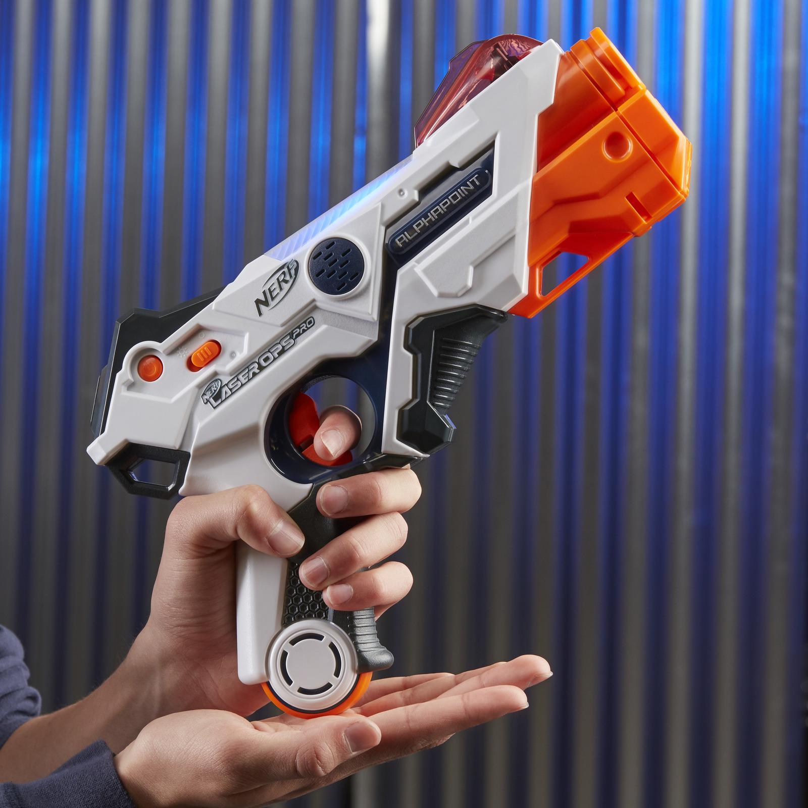 Nerf: Laser Ops - Alphapoint Blaster image