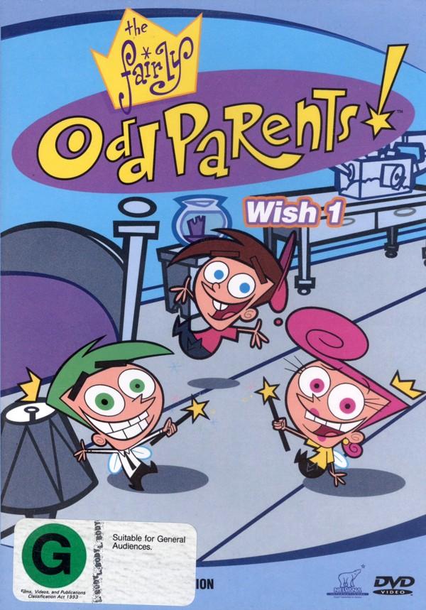 Fairly Odd Parents - Wish 1 on DVD image