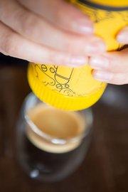 Nanopresso Tattoo - Yellow image