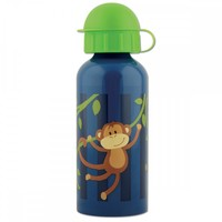 Stephen Joseph Stainless Steel Water Bottle - Monkey