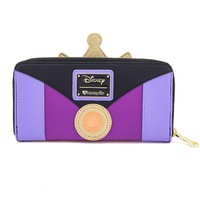 Loungefly: Disney Evil Queen Face Zip Wallet image
