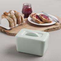 Zeal Butter Dish - Green
