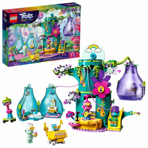 LEGO Trolls: Pop Village Celebration - (41255)