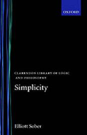 Simplicity by Elliott Sober image