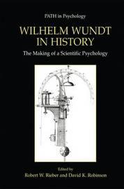 Wilhelm Wundt in History