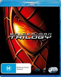 Spider-Man / Spider-Man 2 / Spider-Man 3 on Blu-ray