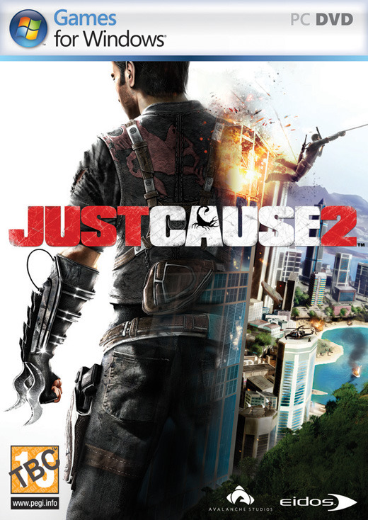 Just Cause 2 for PC Games