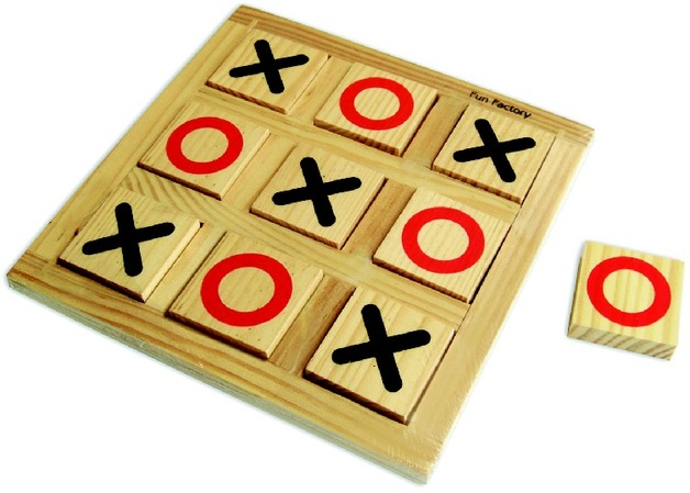Fun Factory - Noughts & Crosses