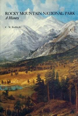 Rocky Mountain National Park by Curt W. Buchholtz