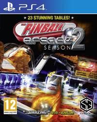 Pinball Arcade Season 2 for PS4