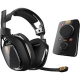 Astro A40 TR + MixAmp Pro Gaming Headset (Black) for PS4