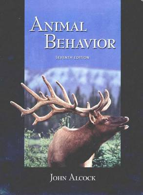 Animal Behaviour: An Evolutionary Approach by John Alcock