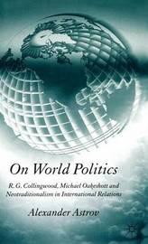 On World Politics by Alexander Astrov image