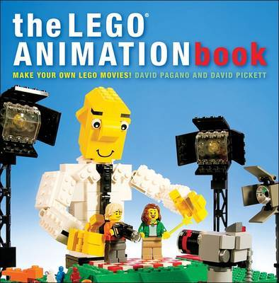 The Lego Animation Book by David Pagano image
