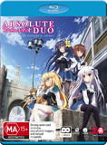 Absolute Duo - The Complete Series on Blu-ray