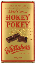 Whittakers Hokey Pokey Block (250g)