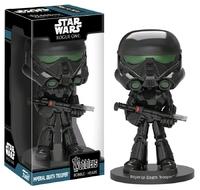Star Wars: Rogue One - Death Trooper Deluxe Wobbler Vinyl image