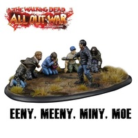 The Walking Dead: Eeeny, Meeny, Miny, Moe