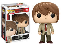 Death Note - Light Pop! Vinyl Figure image