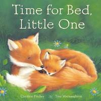 Time for Bed, Little One by Caroline Pitcher image