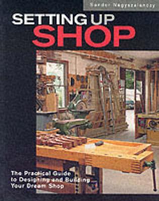 Setting Up Shop by Sandor Nagyszalanczy
