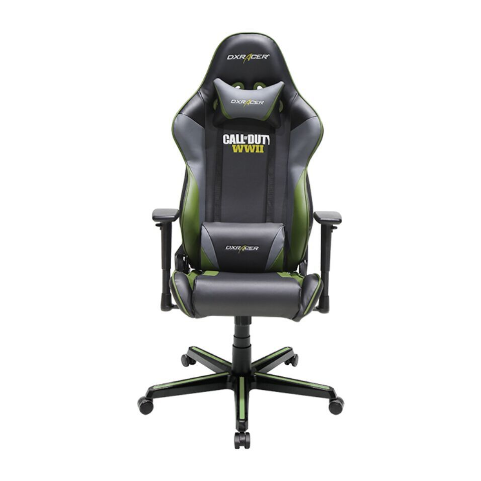 DXRacer Racing Call of Duty: WWII Special Edition Gaming Chair for  image