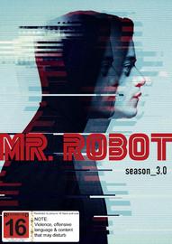 Mr. Robot - Season 3 on DVD